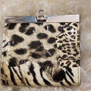 Handbags - Animal print change purse